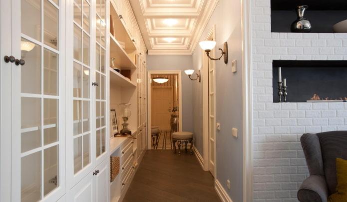 conception de long couloir