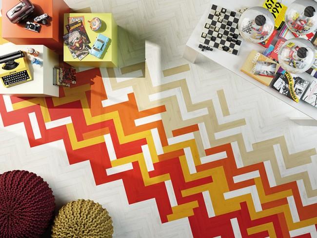 Des touches de couleurs, inscrites dans le design de la maison, vous remonteront le moral et vous mettront dans la bonne humeur.  Mais ce n'est pas tout : les couleurs Feng Shui vous aideront à harmoniser votre vie.