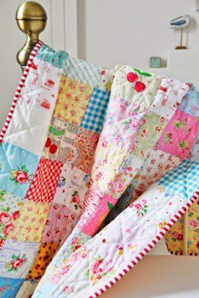 Courtepointes patchwork