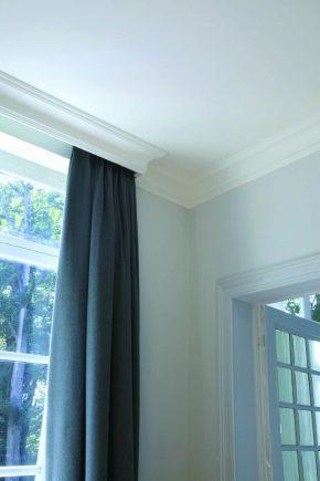 Critères de choix d'une baguette pour un plafond tendu
