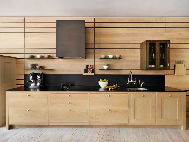 Les meubles en bois naturel sont non seulement respectueux de l'environnement, mais aussi beaux