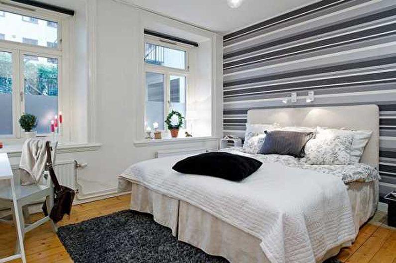 Idées pour agrandir visuellement l'espace dans la chambre