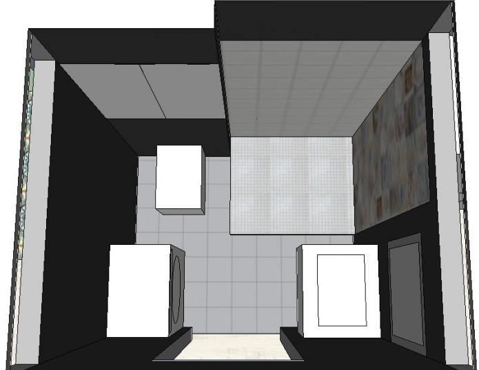 aménagement de la salle de bain