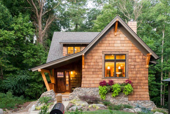 Merveilleuse petite maison avec un design fabuleux