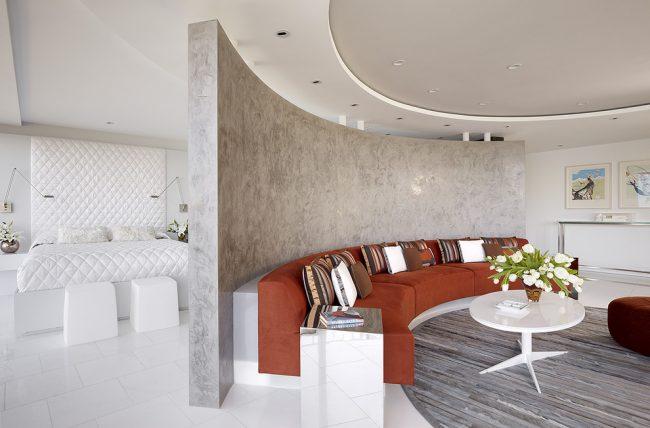 Transformer un appartement d'une pièce en un appartement de deux pièces n'est pas si difficile