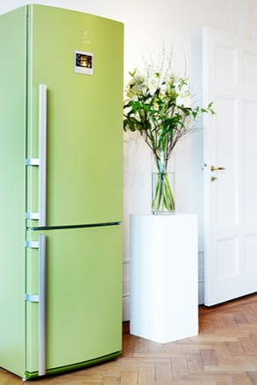 Réfrigérateur vert