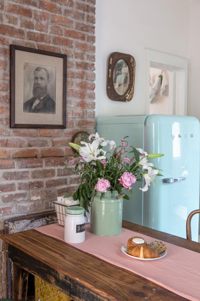 Les réfrigérateurs colorés sont un excellent choix pour n'importe quelle cuisine