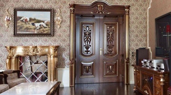 Styles de portes intérieures