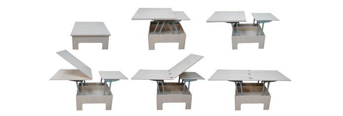 Transformateur de table