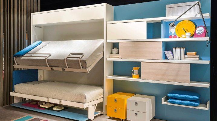 Transformateur de lit superposé pour enfants