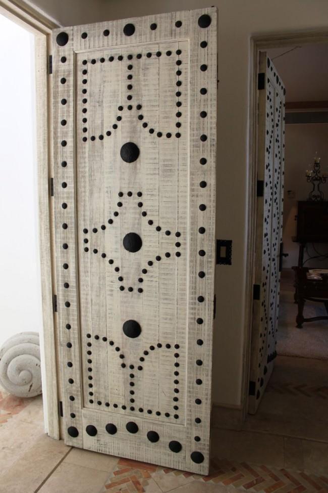 Ce design insolite décorera vos portes.