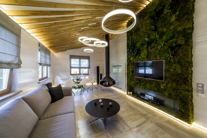 plafond demi-grenier