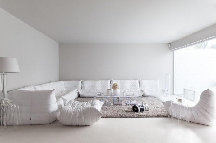 Canapé modulable