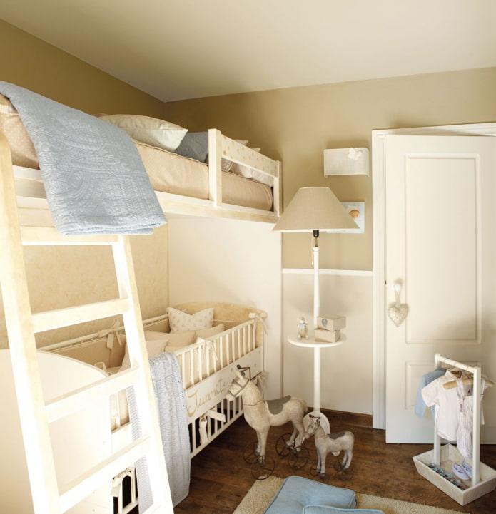 meubles pour enfants de différents âges