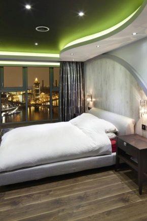 Plafonds duplex en design d'intérieur