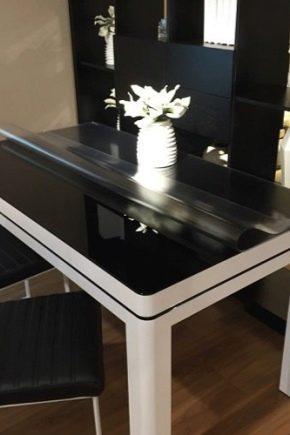 Recouvrements de table en silicone transparent