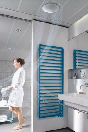 Tout sur la ventilation dans la salle de bain et les toilettes